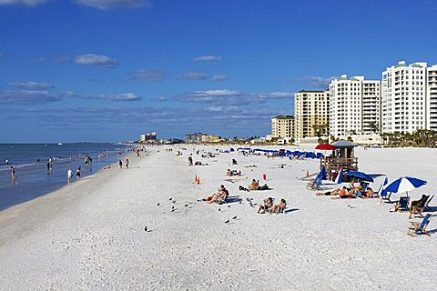 Treasure Island, Gulf Coast, Florida, United States of America, North America - 478-4878