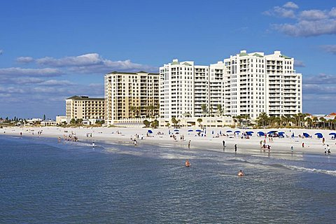 Treasure Island, Gulf Coast, Florida, United States of America, North America - 478-4879
