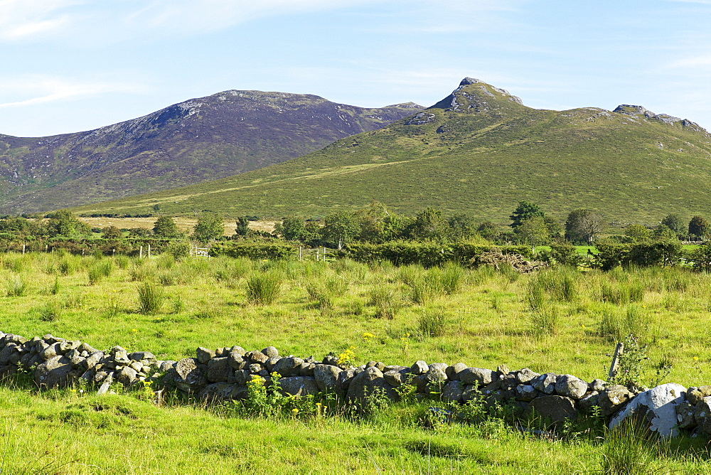 Rocky Mountain, Mourne Mountains, County Down, Ulster, Northern Ireland, United Kingdom, Europe