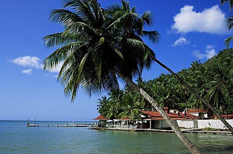 Marigot Bay, St. Lucia, Windward Islands, West Indies, Caribbean, Central America
