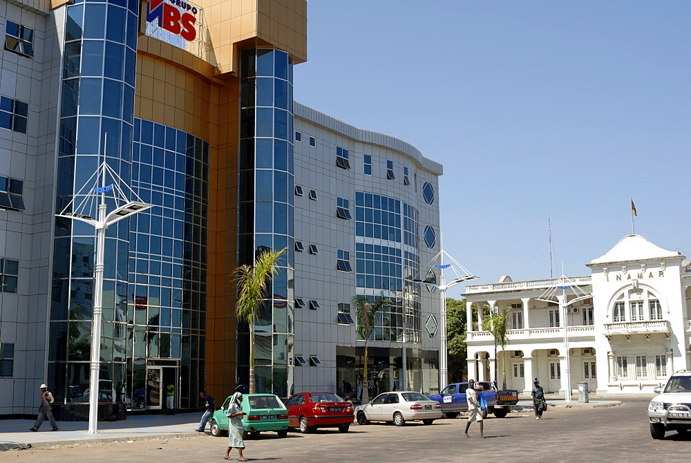 Shopping centre, Maputo, Mozambique, East Africa, Africa