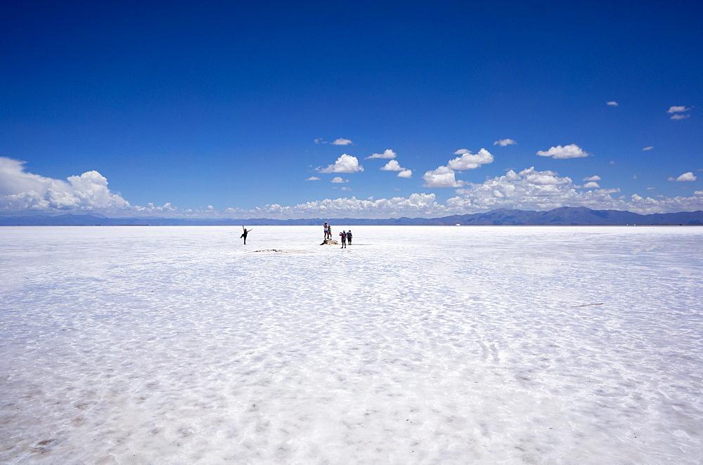 Salinas Grandes, Jujuy, Argentina, South America