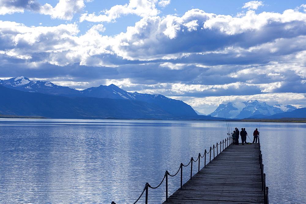 Puerto Natales, Tierra del Fuego, Chile, South America