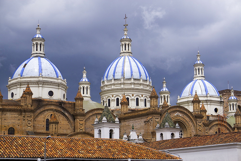 Cuenca cathedral Unesco world heritage site