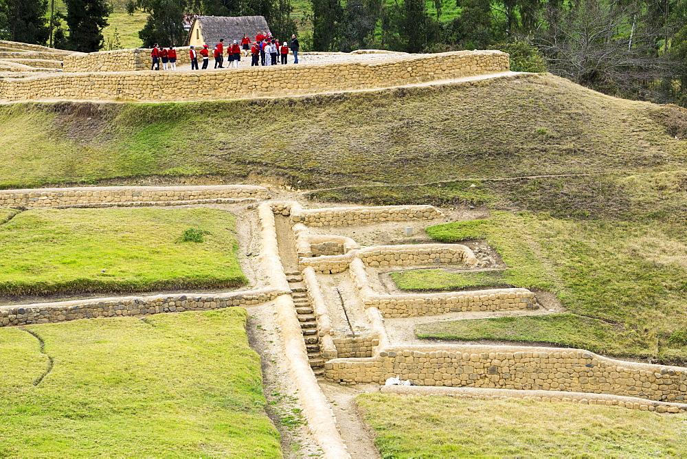 Ingapirca, Inca ruins, Ecuador, South America