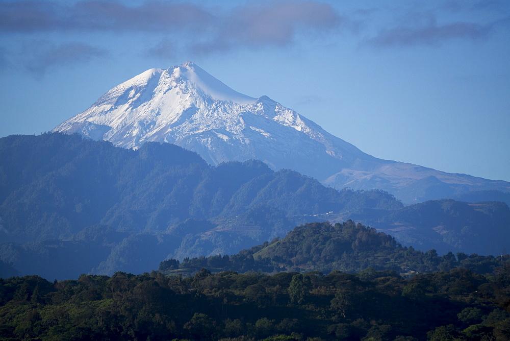 Pico de Orizaba, Mexico, North America - 483-2033