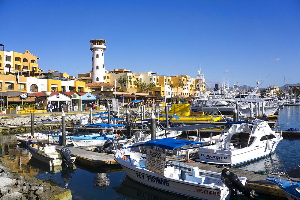 Cabo San Lucas Marina, Baja California, Mexico, North America - 483-2064