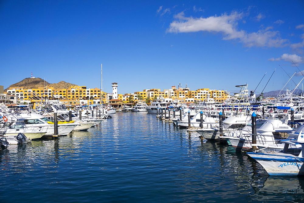 Cabo San Lucas Marina, Baja California, Mexico, North America - 483-2065