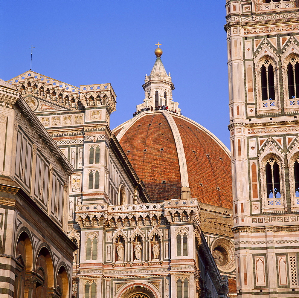 Cathedral of Santa Maria, Florence, Tuscany, Italy *** Local Caption ***   - 485-1662