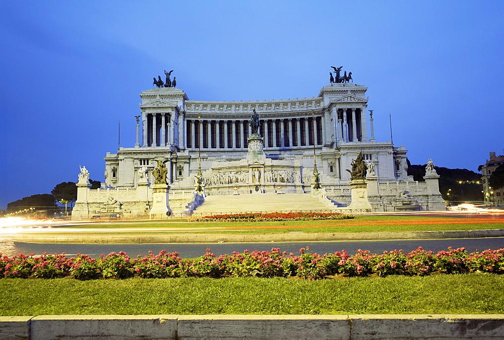 Monument to Vittorio Emanuele II, Rome, Lazio, Italy, Europe
