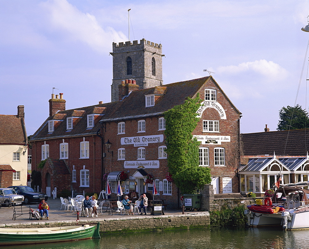 The Old Granary, Wareham, Dorset, England, United Kingdom, Europe - 485-7090