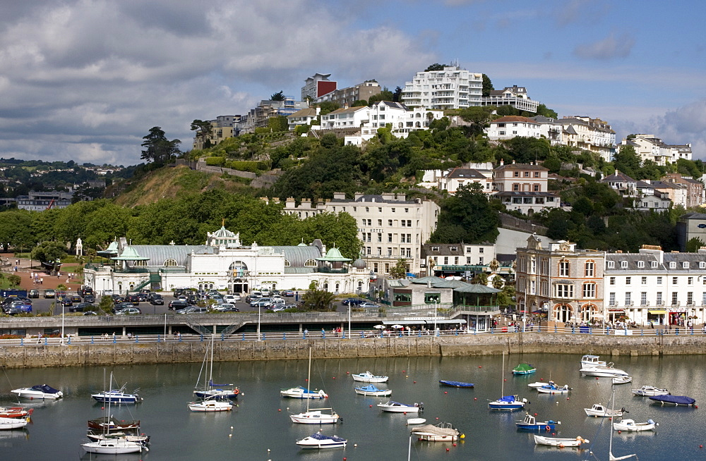 Torquay, South Devon, England, United Kingdom, Europe - 485-9673