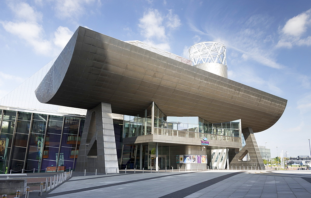 The Lowry, Salford Quays, Manchester, England, United Kingdom, Europe