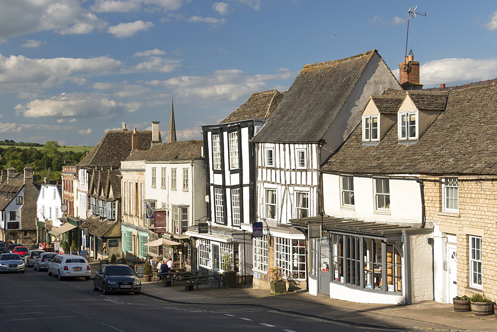 Burford, Oxfordshire, Cotswolds, England, United Kingdom, Europe - 489-1683
