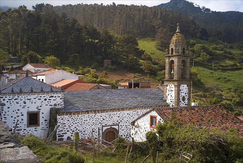 San Andres de Teixido, Galicia, Spain, Europe