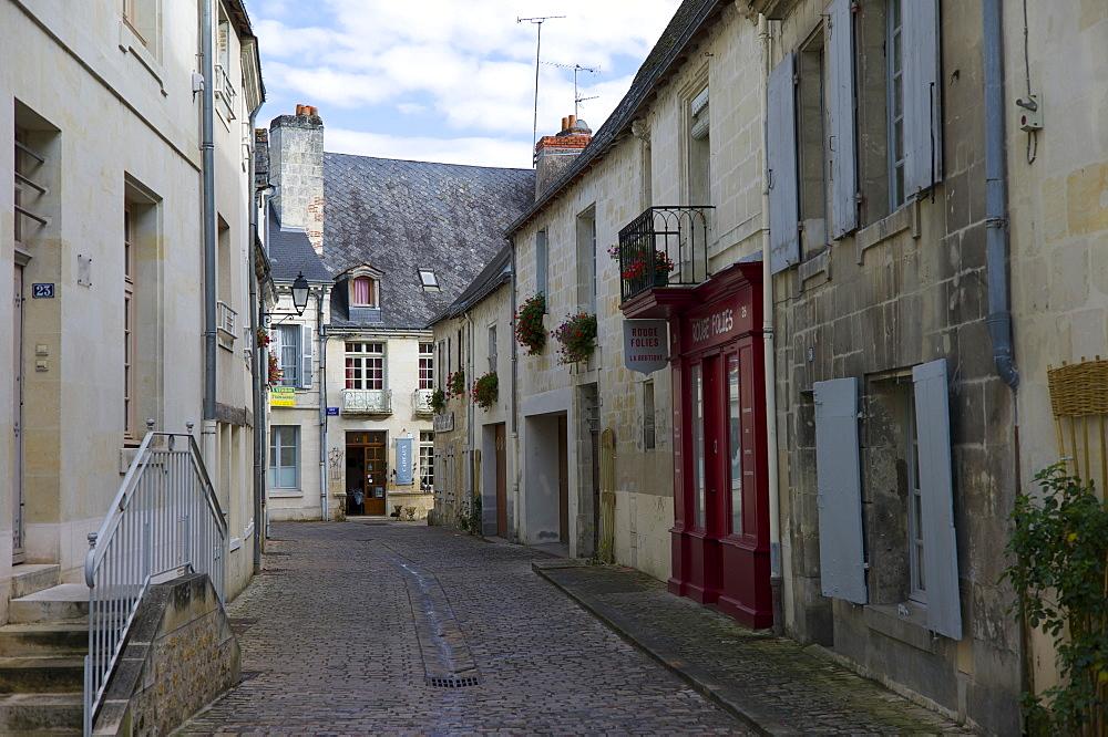 Azay le Rideau, Indre-et-Loire, Touraine, Loire Valley, France, Europe - 492-3502