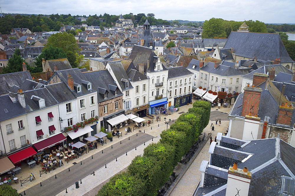 Amboise, Indre et Loire, Centre, France, Europe - 492-3538