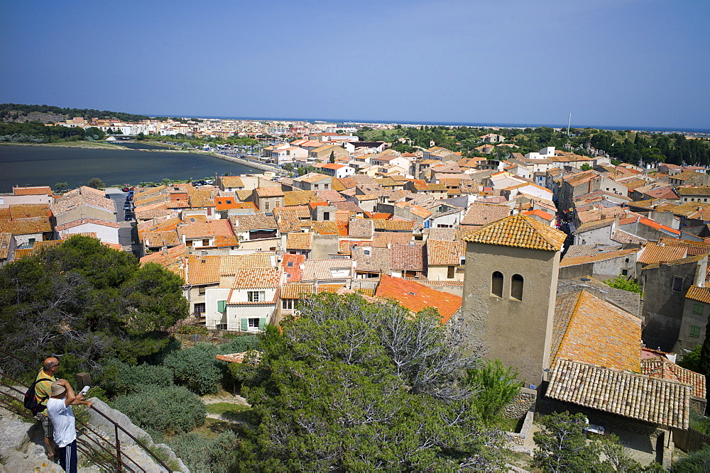 Gruissan, Languedoc-Roussillon, France, Europe - 492-3568