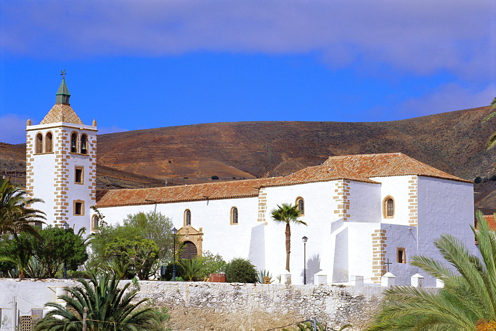 Monestery at Betancuria, Fuerteventura, Canary Islands, Spain - 505-3125