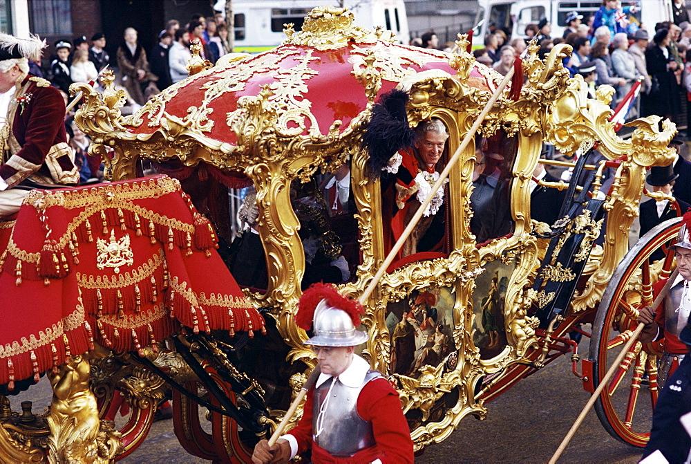 The Lord Mayor's Show, City of London, London, England, United Kingdom, Europe