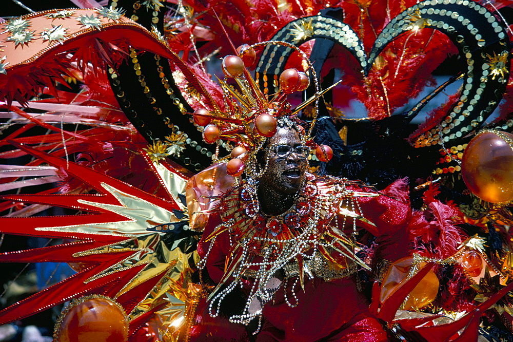Carnival, Trinidad, West Indies, Caribbean, Central America - 508-5157