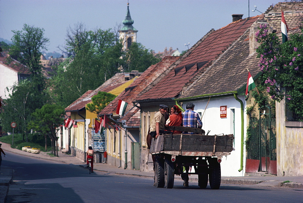 Szentendre, Hungary, Europe - 508-7564