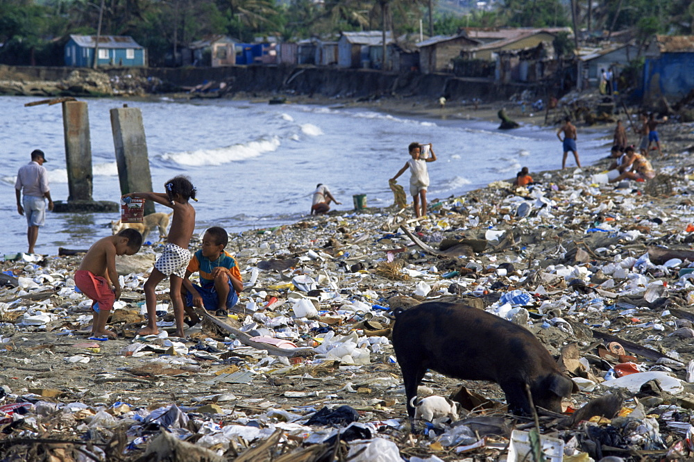 Poverty in the dominican republic