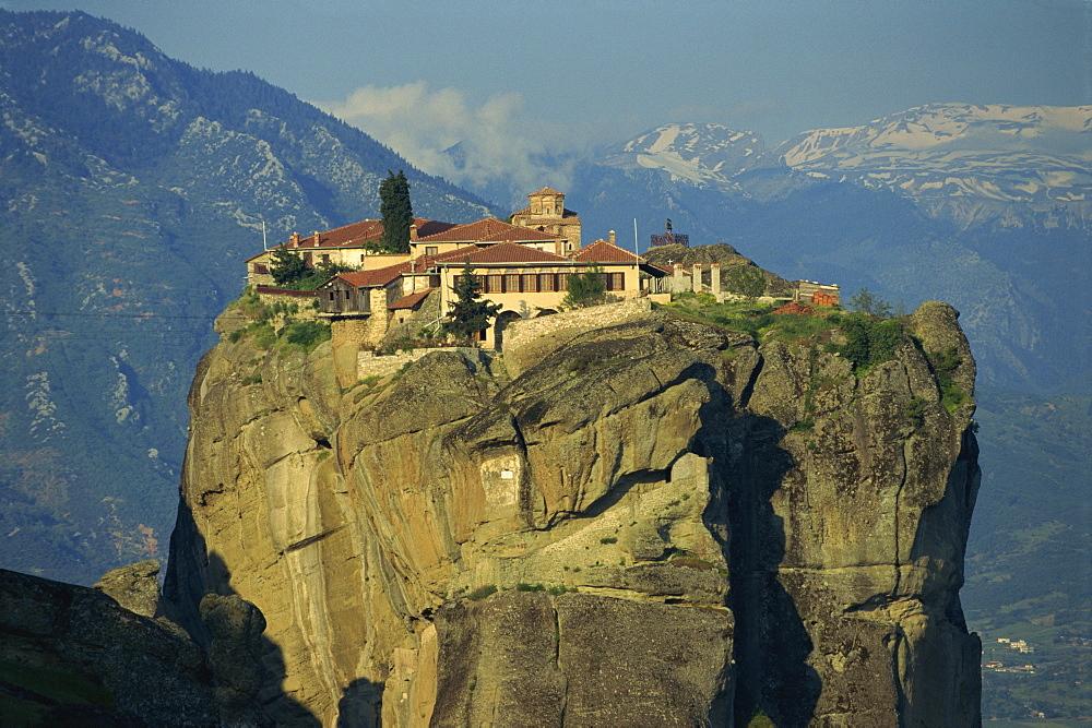 Monastery of the Holy Trinity, Meteora, UNESCO World Heritage Site, Greece, Europe