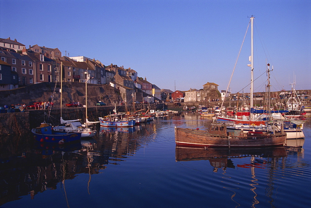 Mevagissey, Cornwall, England, United Kingdom, Europe