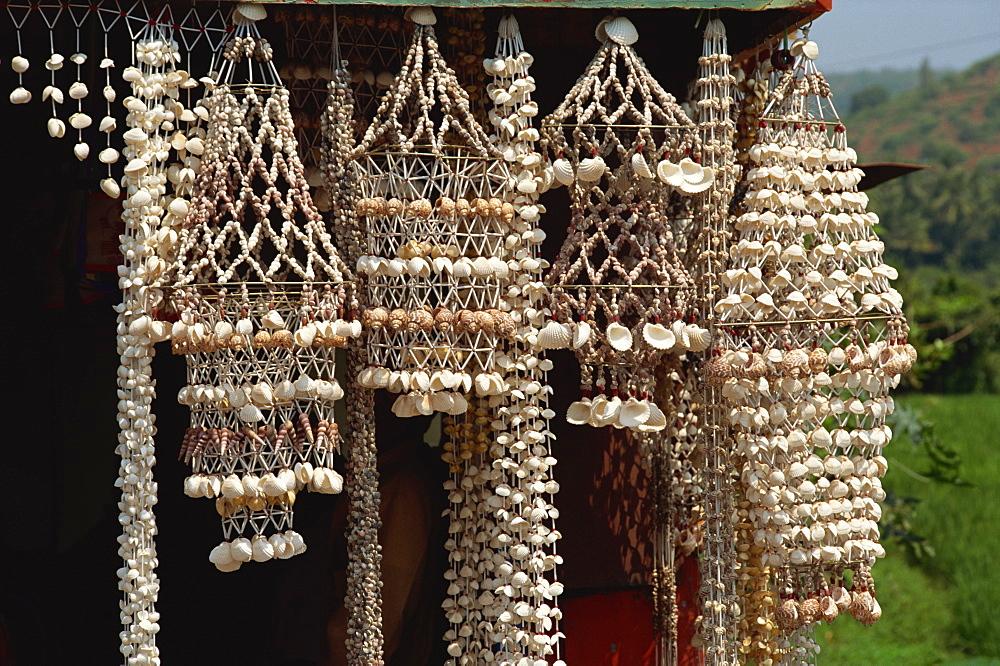 Souvenirs for sale, Ponda Province, Goa, India, Asia - 59-3282