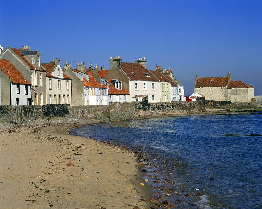 Pittenweem, Neuk of Fife, Scotland, United Kingdom, Europe - 612-264