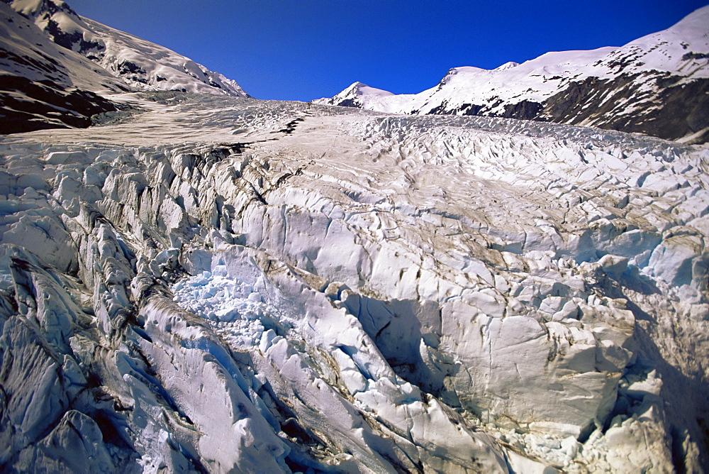 Portage Glacier, Portage, Alaska, United States of America, North America