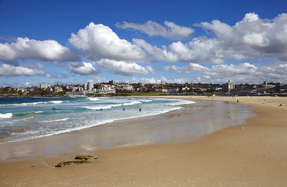 Bondi Beach, Sydney, New South Wales, Australia, Pacific - 627-1234