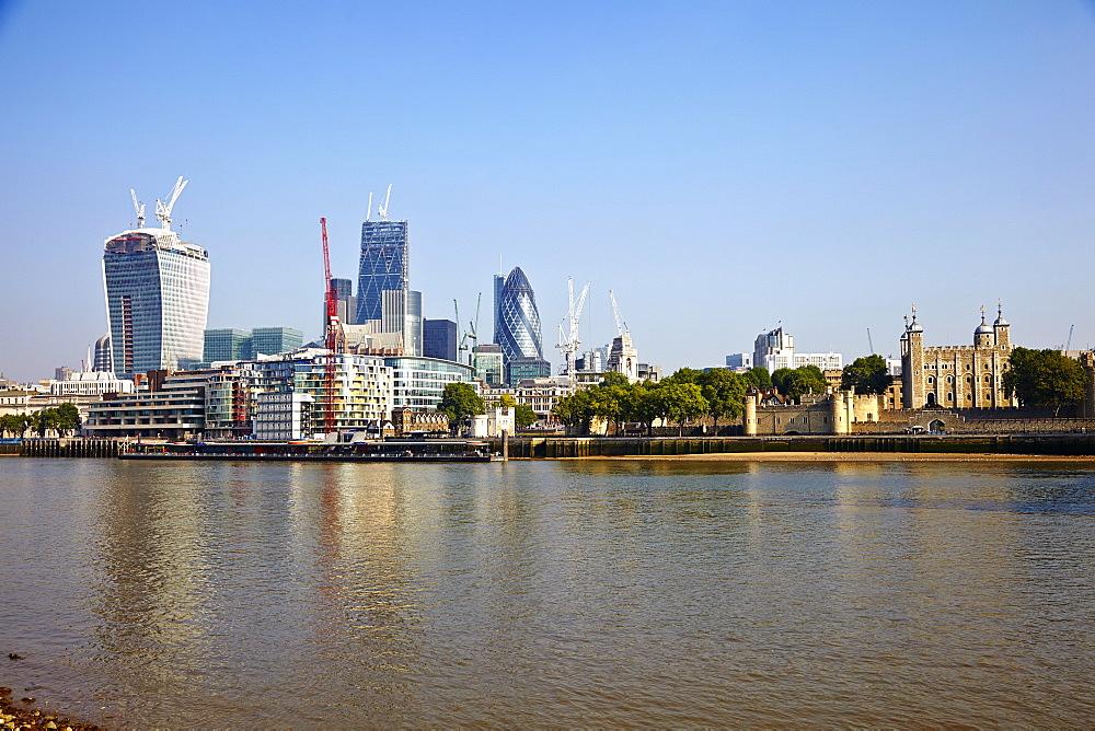 Tower of London, City of London, London, England, United Kingdom, Europe - 627-1246