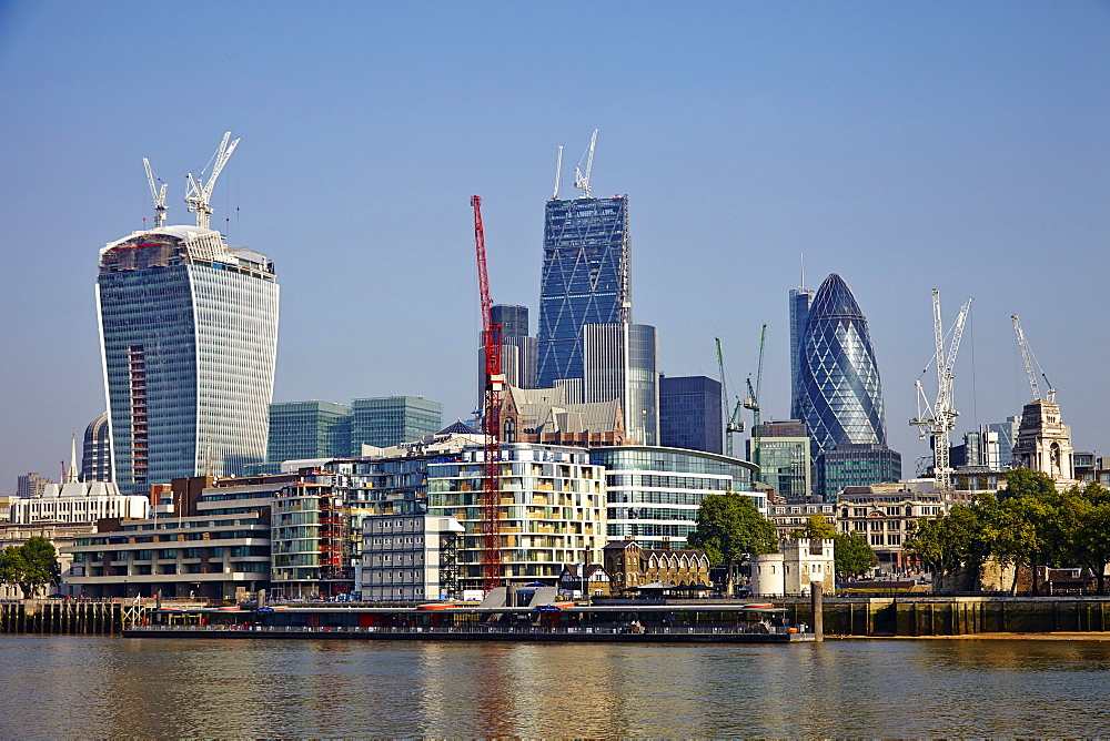 City of London, London, England, United Kingdom, Europe - 627-1247