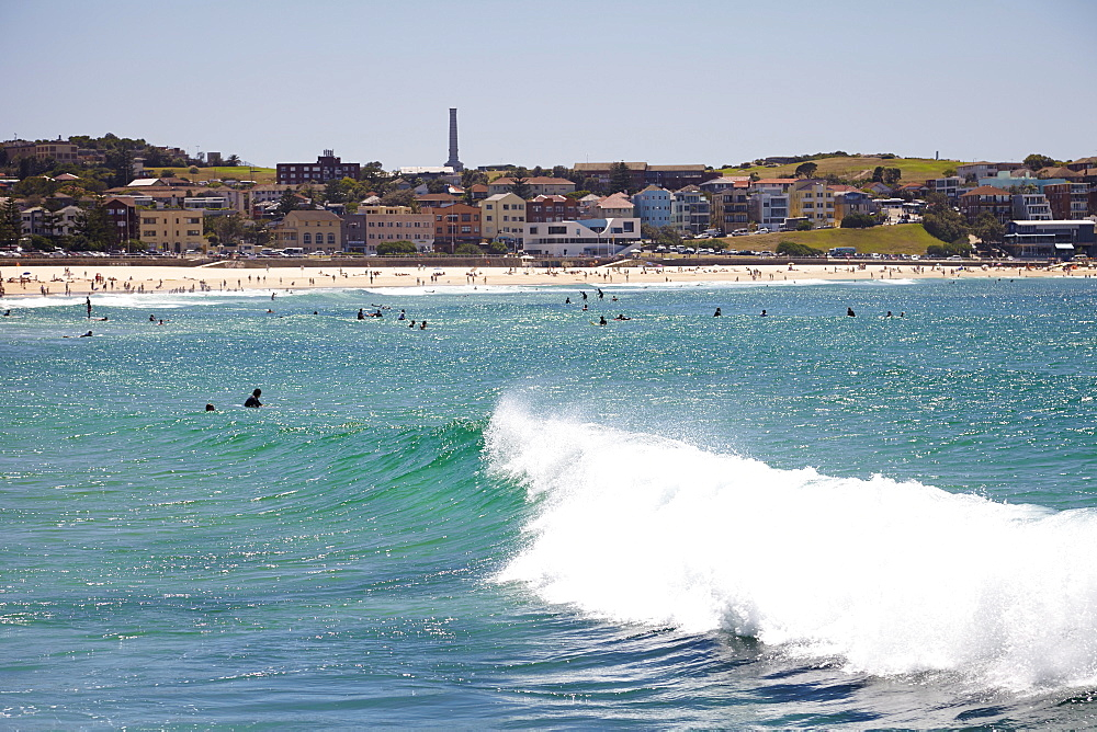 Bondi Beach, Sydney, New South Wales, Australia, Pacific - 627-1263