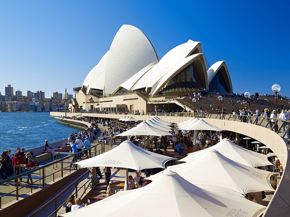 Sydney Opera House, UNESCO World Heritage Site, Sydney, New South Wales, Australia, Pacific - 627-1269