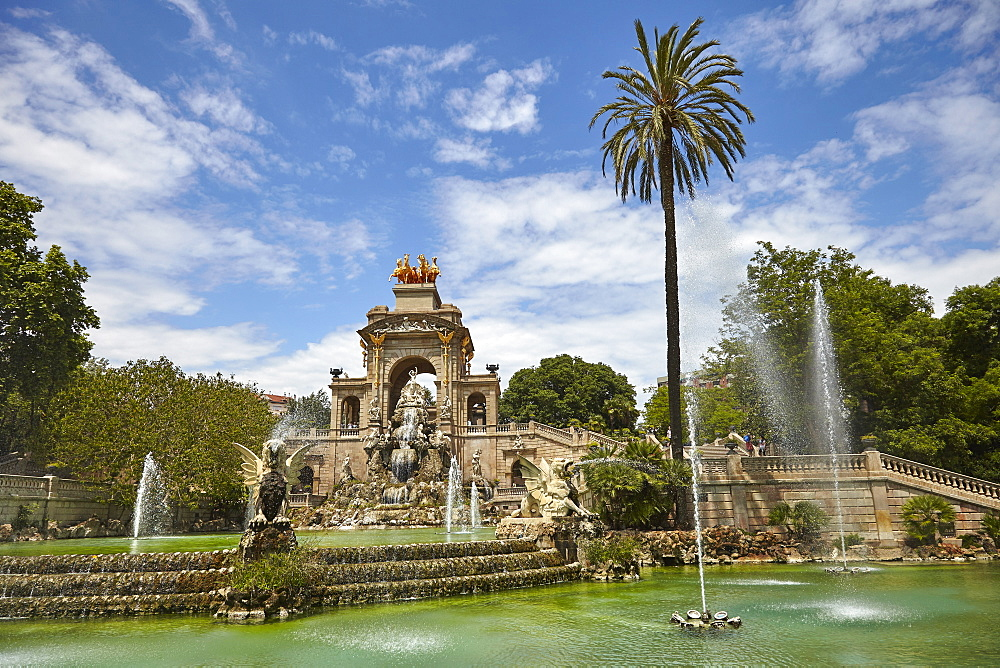 Parc de la Ciutadella, Barcelona, Catalonia, Spain, Europe - 627-1314