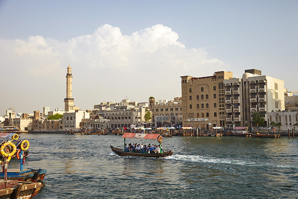 Dubai Creek, Dubai, United Arab Emirates, Middle East - 627-1322