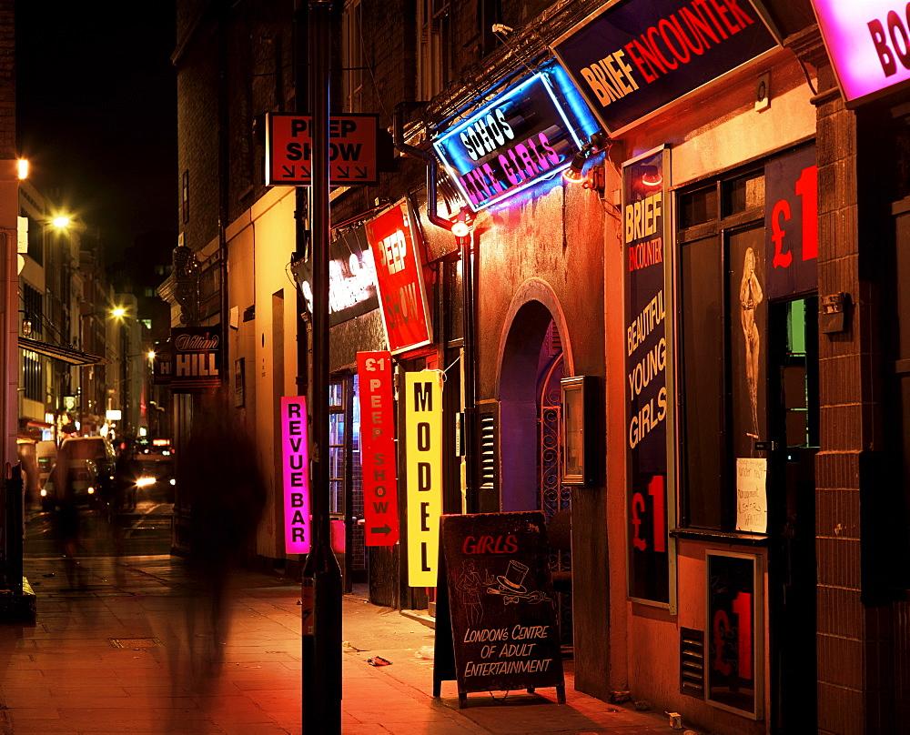 High stret shops sex stores uk