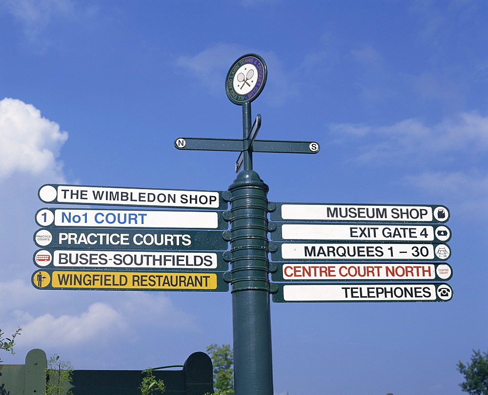 Wimbledon Tennis Championships, London, England, United Kingdom, Europe