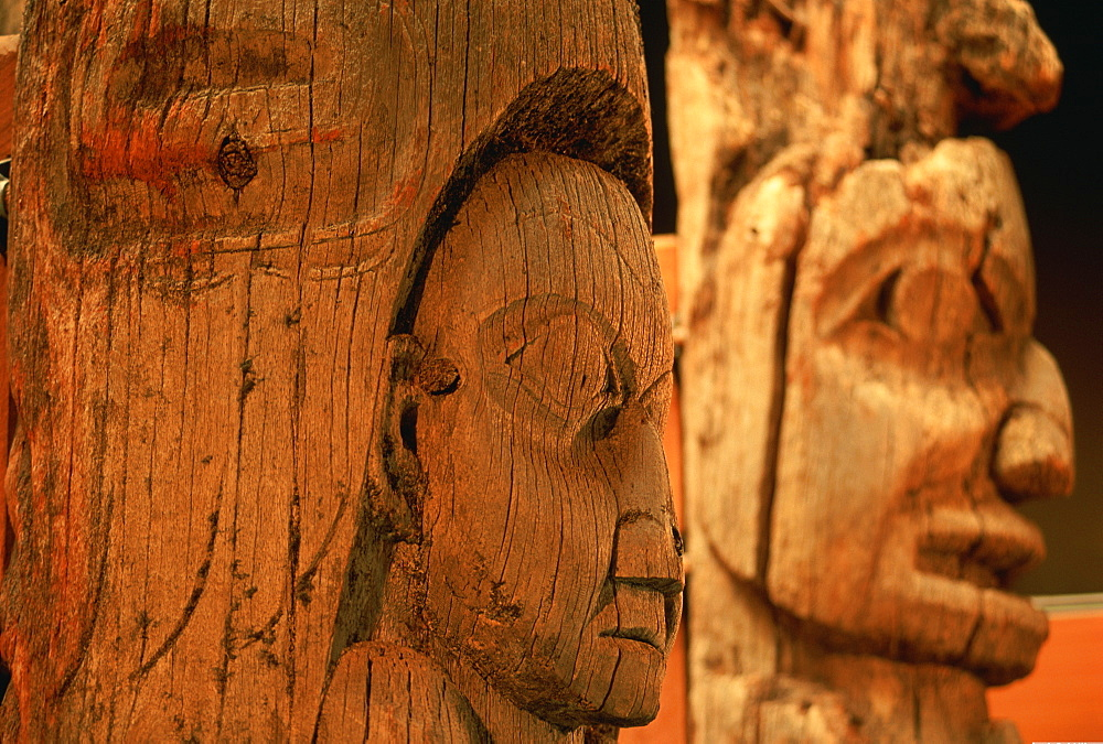 Totem Heritage Center, Ketchikan, Alaska