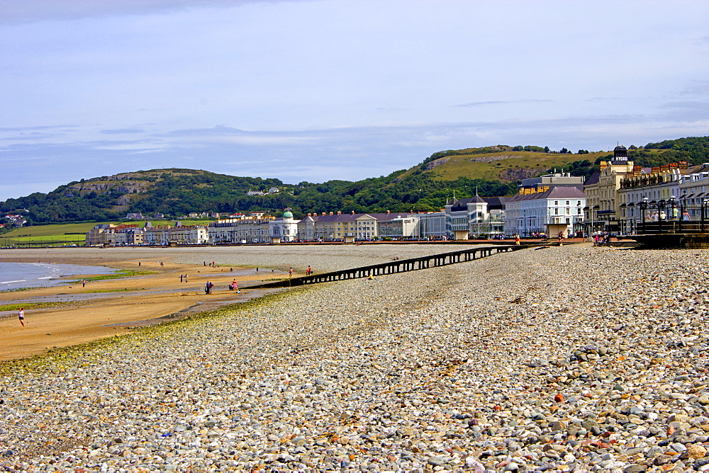 Llandudno Beach, Clwyd, North Wales, Wales, United Kingdom, Europe - 64-1352