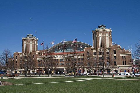 Navy Pier, Chicago, Illinois, United States of America, North America