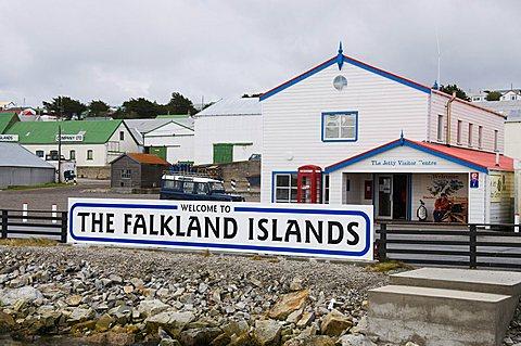 Port Stanley, Falkland Islands, South America