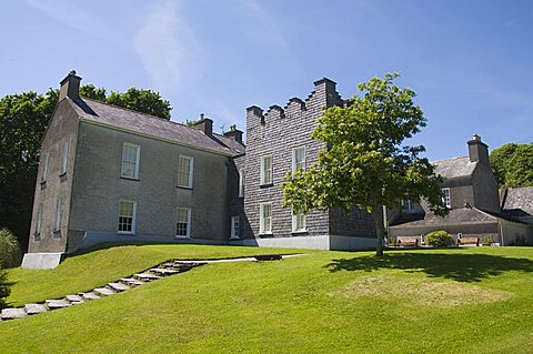 Derrynane House, Ring of Kerry, County Kerry, Munster, Republic of Ireland, Europe