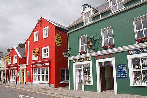 Dingle, County Kerry, Munster, Republic of Ireland, Europe