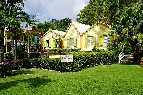 Caribelle Batik, St. Kitts, St. Kitts and Nevis, Leeward Islands, West Indies, Caribbean, Central America