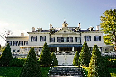 The Mount, Edith Wharton's home, Lenox, The Berkshires, Massachusetts, New England, United States of America, North America