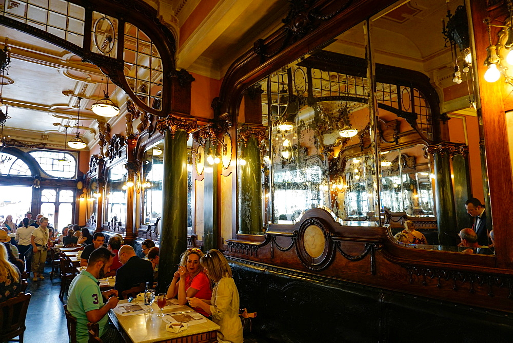 Majestic Cafe, Porto (Oporto), Portugal, Europe - 641-13420